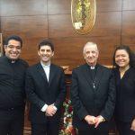 Conselho Internacional do Pontifício Instituto João Paulo II