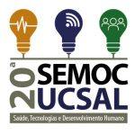20ª SEMOC UCSAL de 23 a 27 de outubro de 2017