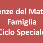 Curso de Especialização em Matrimônio e Ciências da Família (turma especial)