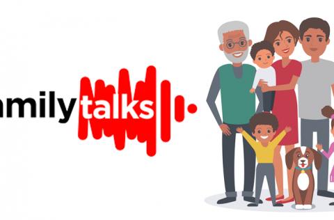 Family Talks: iniciativa promove a família como fator essencial para o desenvolvimento da sociedade.