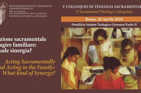 5º Colóquio de Teologia Sacramental