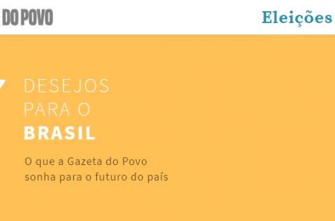 Gazeta do Povo promove evento que discute caminhos para o desenvolvimento do país