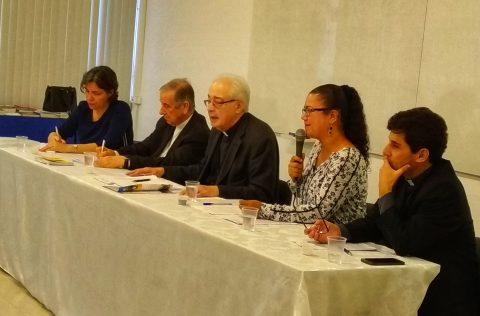 Publicação do discurso do Padre Pierangelo Sequeri feito na visita a Salvador (BA), em maio de 2019