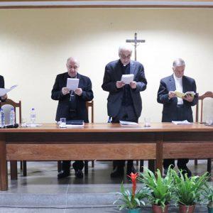 Publicação do discurso de Dom Paglia feito na visita a Salvador (BA), em maio de 2019