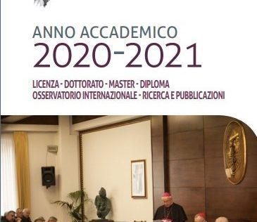Novidades do ano acadêmico 2020-2021