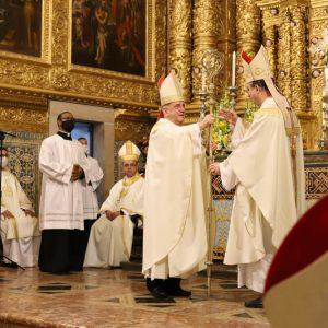 Dom Sergio toma posse na Arquidiocese de Salvador