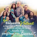 Primeiro encontro Virtual dos Agentes da Pastoral Familiar da América Latina e Caribe