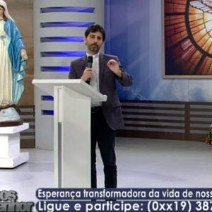 Prof. Dr. Pe. Rafael Fornasier na Rede Século 21